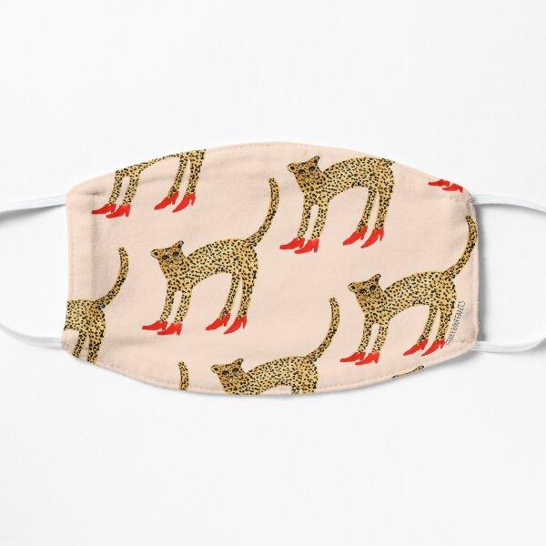 Original Cheetah In Heels Flat Mask