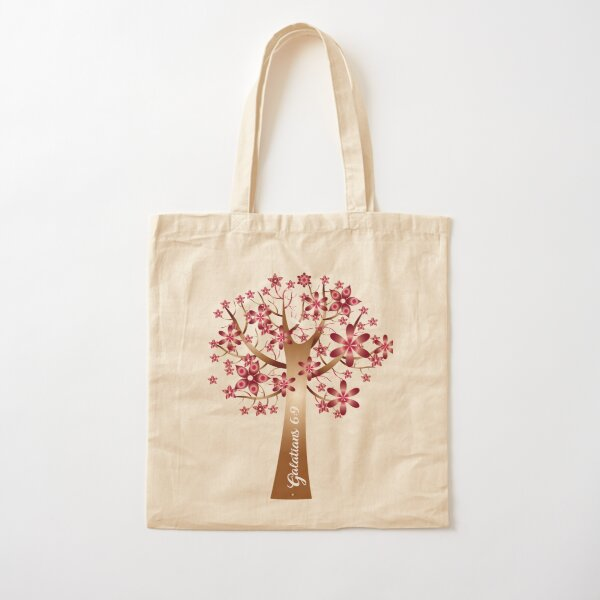 Faith of a Mustard Seed Cotton Tote Bag