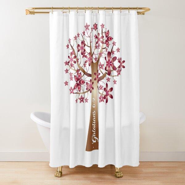Faith of a Mustard Seed Shower Curtain
