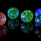 Marbles II by Paul Dean
