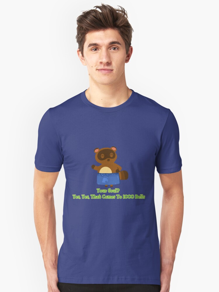 Sell your Soul to Tom Nook by inu14
