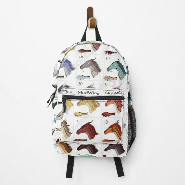 dragon genre Backpack