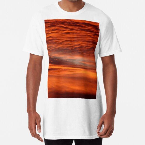 Fire in the Sky Long T-Shirt