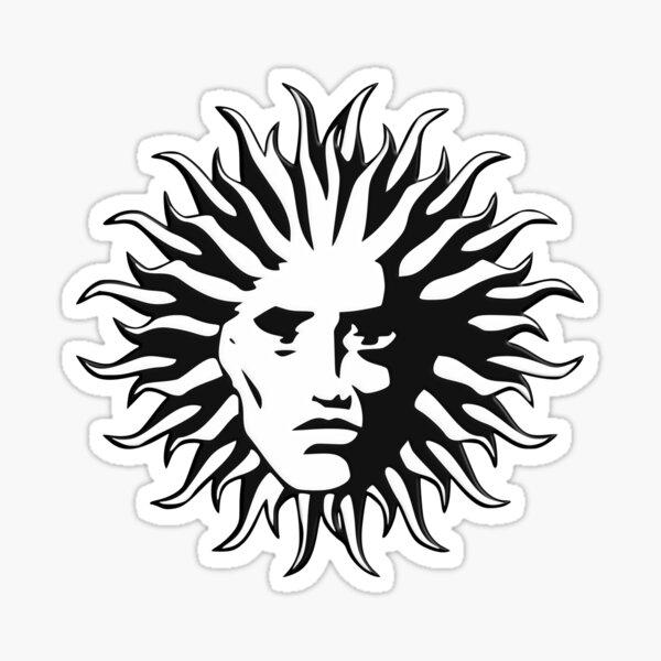 V Recordings Logo - Drum N Bass, Jungle Sticker