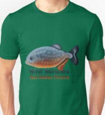 River Monsters S1, E1: Redbellied Piranha T-Shirt