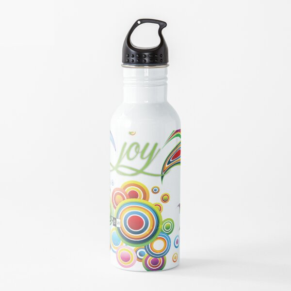 Joy Water Bottle