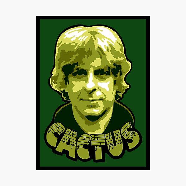 "Mike Gordon ""Cactus"" Phish Photographic Print"