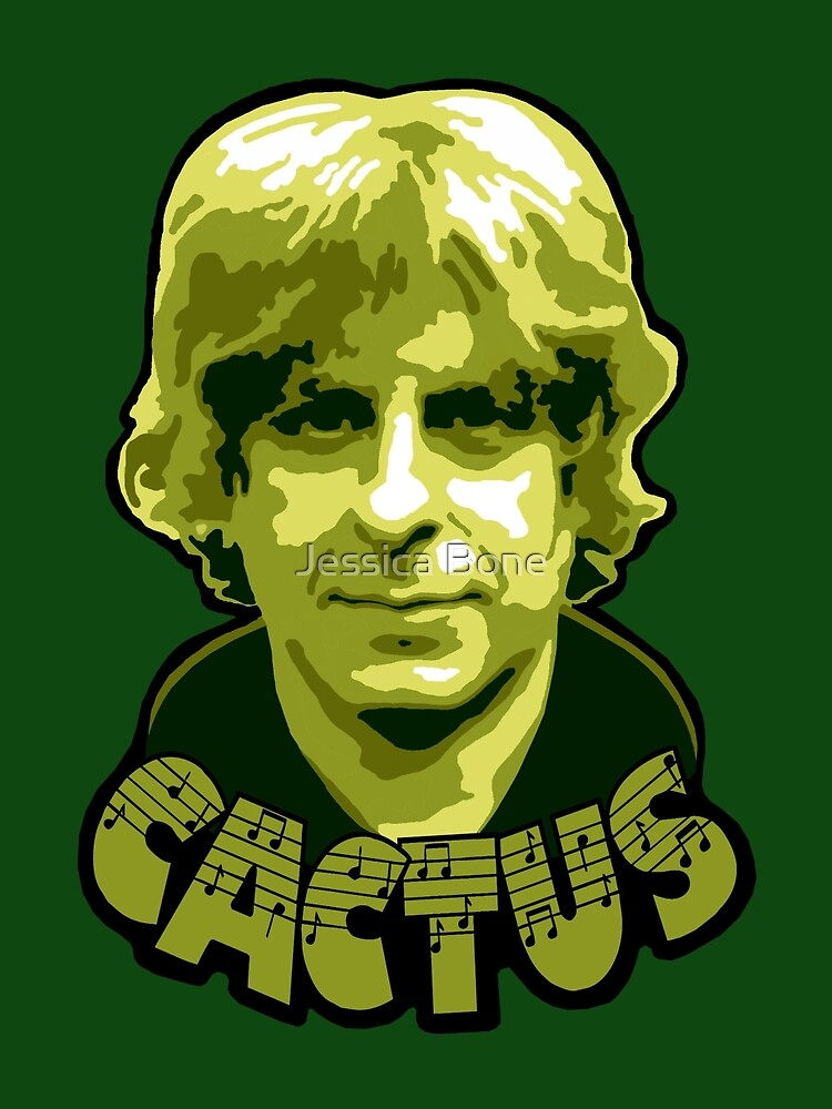 "Mike Gordon ""Cactus"" Phish by bonedesigns"