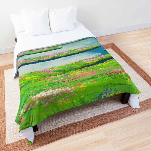 Anime Background Home Living Redbubble