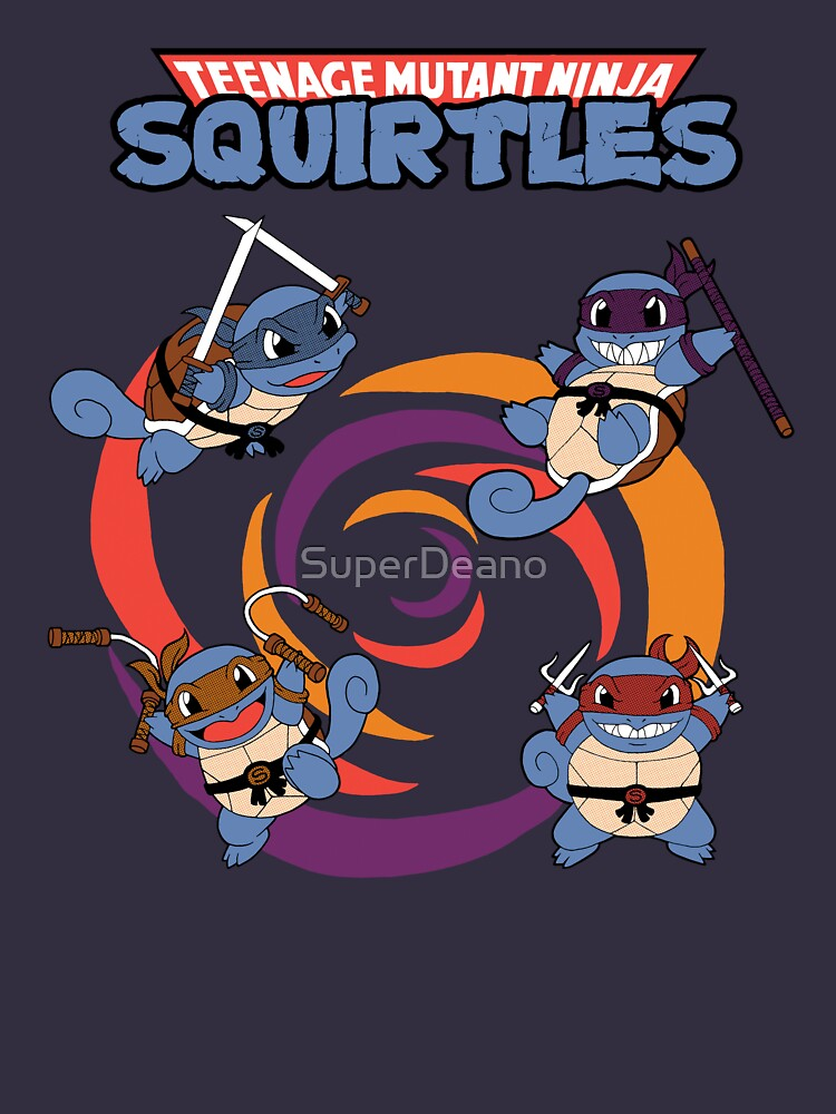 Teenage Mutant Ninja Squirtles | Unisex T-Shirt