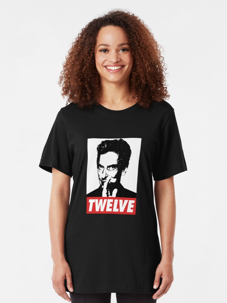 Alternate view of Twelfth's Night Slim Fit T-Shirt