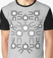 Magnet: Scheme Graphic T-Shirt
