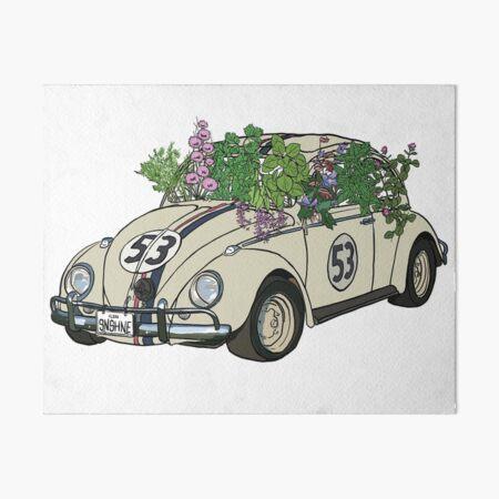 Herb-ie Art Board Print