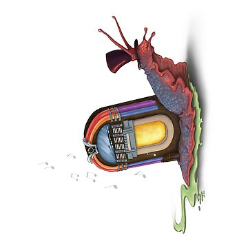 Jukebox Snail by AlexBoatman