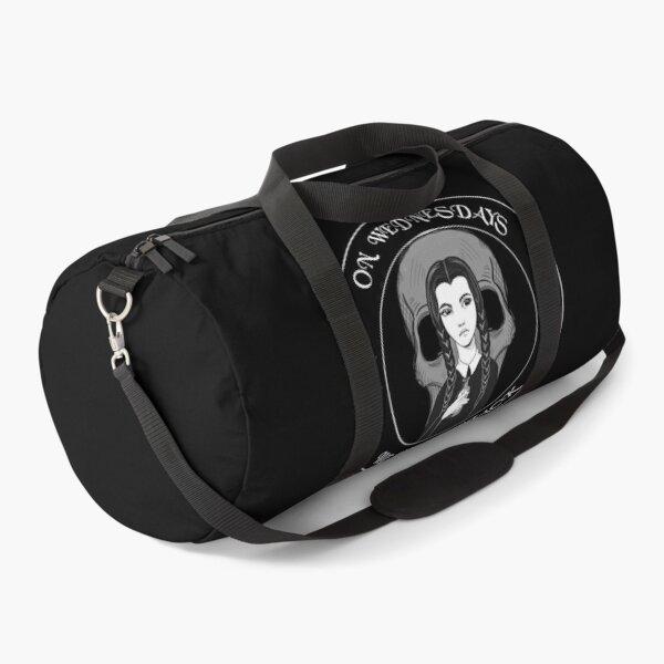 On Wednesdays we wear black Duffle Bag