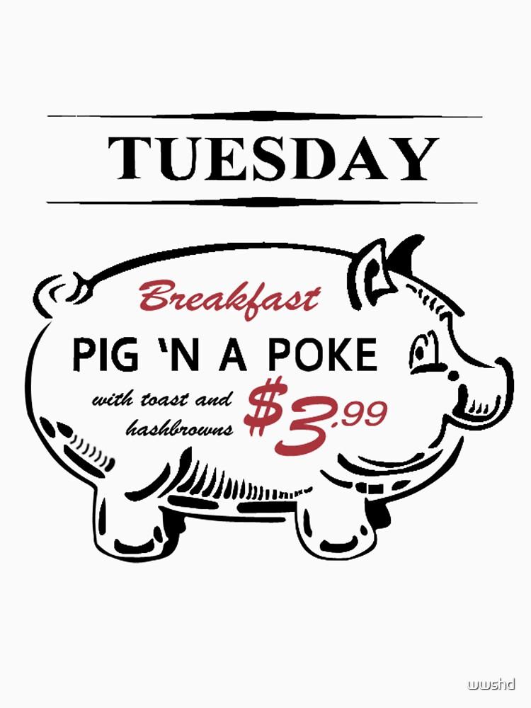 Pig 'N A Poke | Unisex T-Shirt
