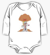 Science goes Boom! One Piece - Long Sleeve