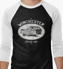 Winchester auto Men's Baseball ¾ T-Shirt