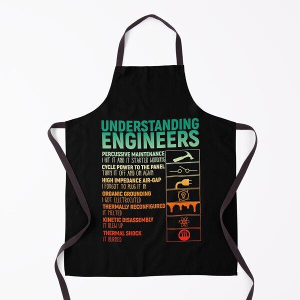 Vintage Understanding Engineers Apron