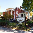 Kingwood's Bishop House by Gene Walls