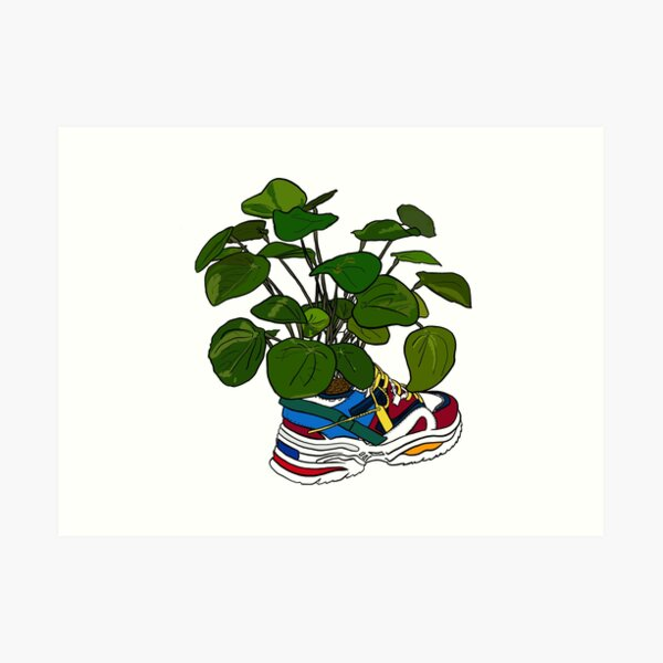 Rooted Clout Art Print