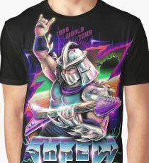 Shredd Live at the Technodrome Graphic T-Shirt