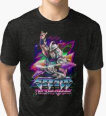 Shredd Live at the Technodrome Tri-blend T-Shirt