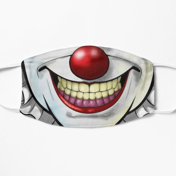 Clown Mouth design Mask