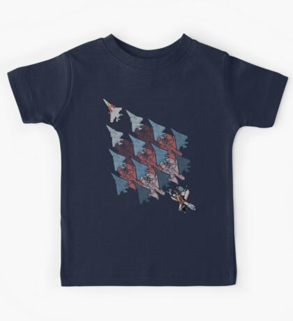 Transformation Tessellation Kids Clothes