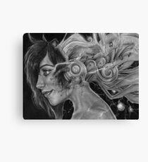 Musik Canvas Print