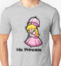 Mushroom Kingdom Couple: Peach Shirt T-Shirt