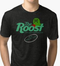 The Roost Store Logo Tri-blend T-Shirt