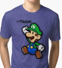 An Italian Bromance Tri-blend T-Shirt