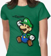 Camiseta entallada para mujer Un Bromance italiano