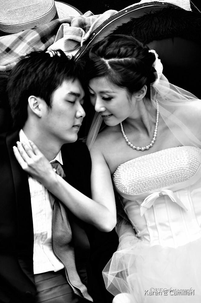 Wedded Bliss by Karen E Camilleri