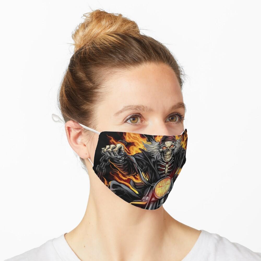 Skull #1 design Mask