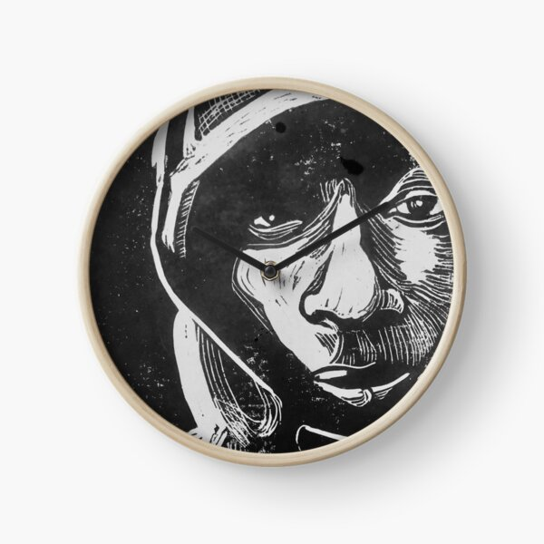 The Mighty Mos Def Clock