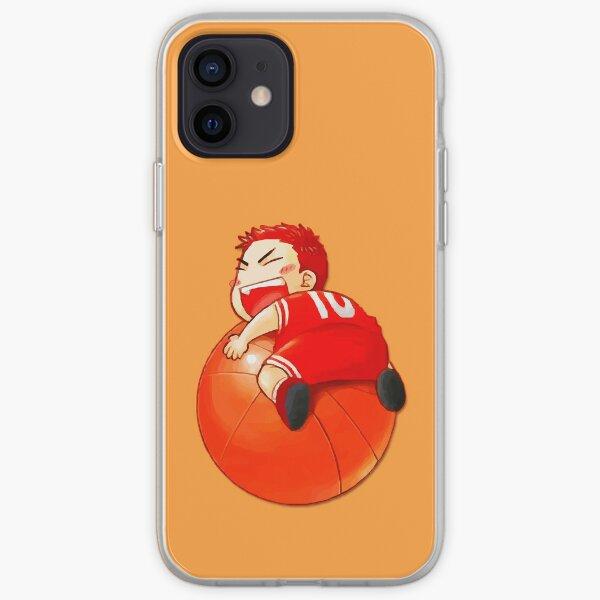 Slam Dunk Bébé Coque souple iPhone