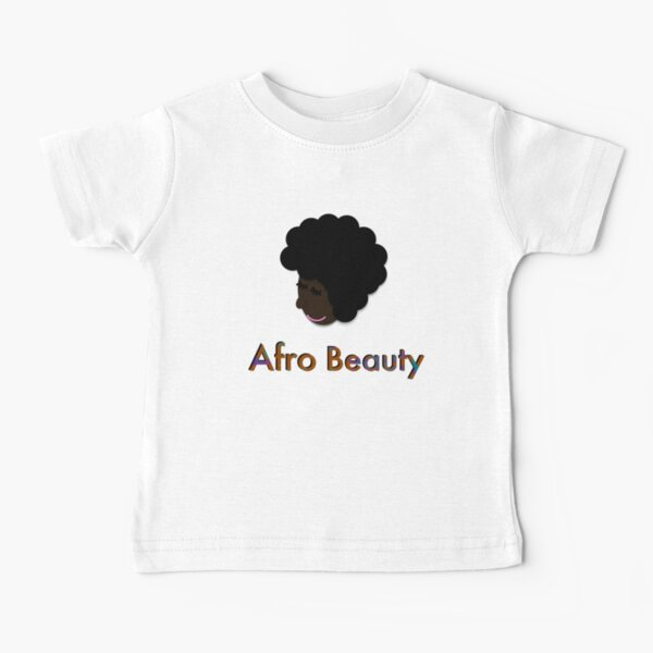 Afro Beauty Baby T-Shirt