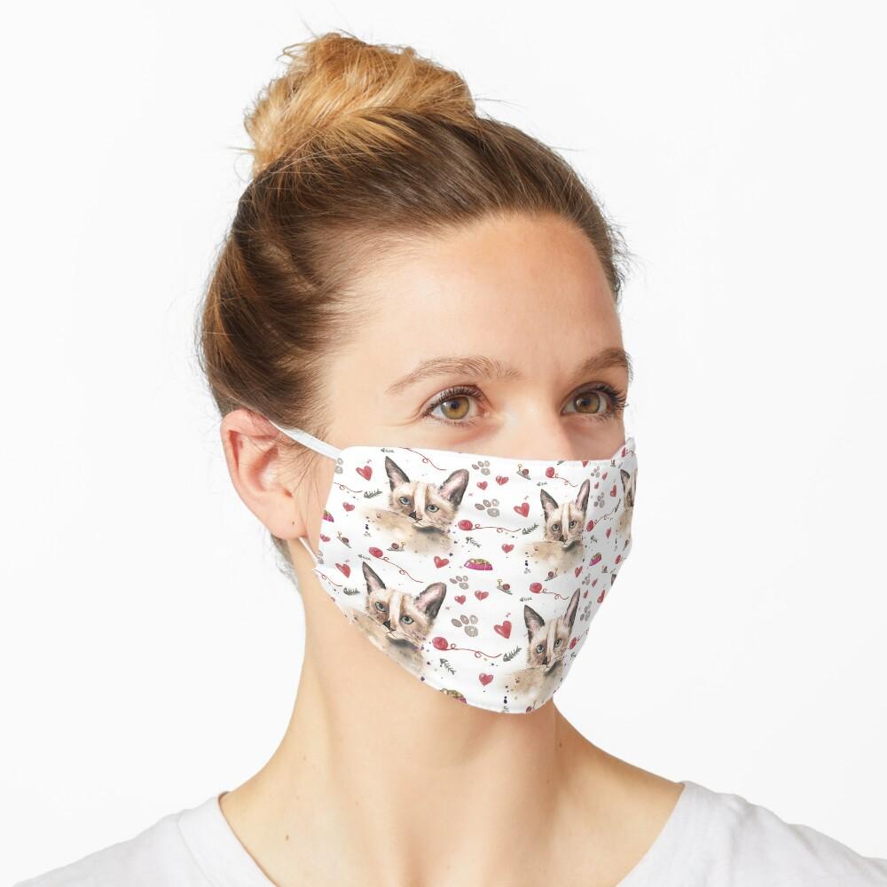 Citty love Mask