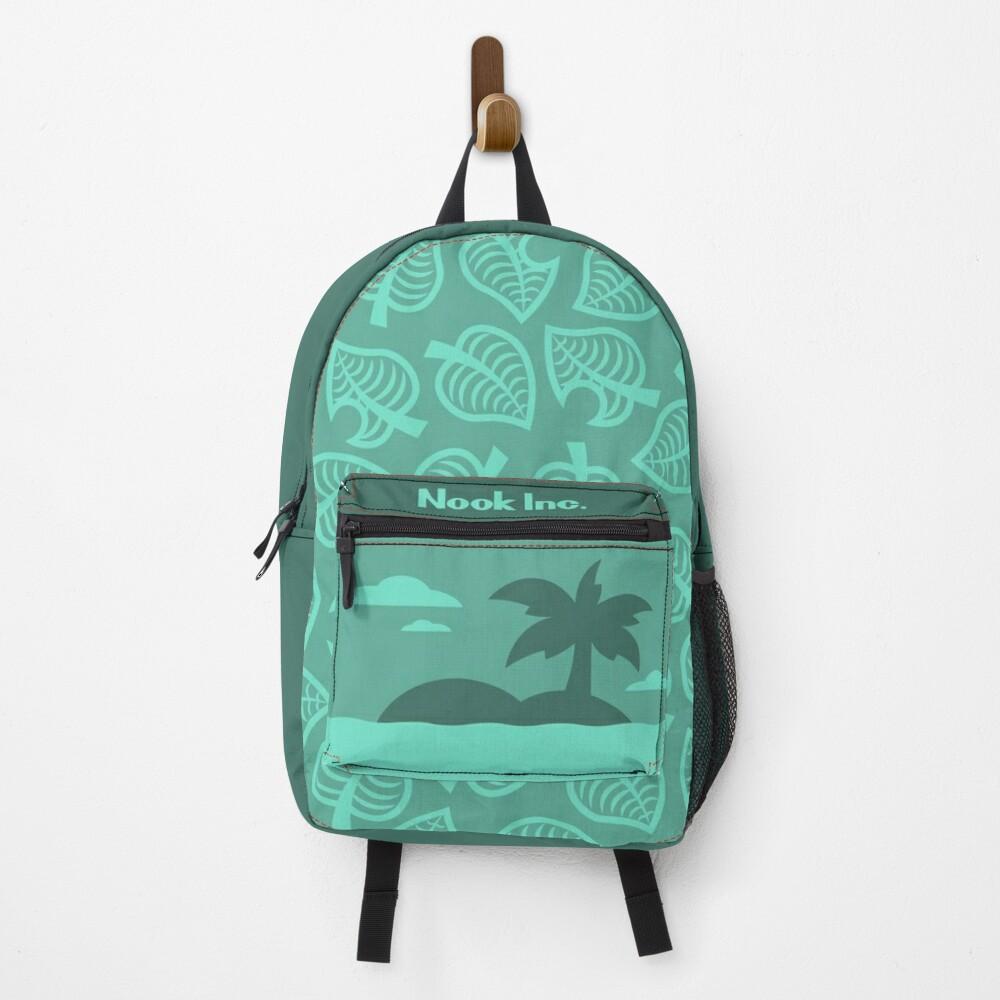 Blue Nook Phone Inspired Design Backpack