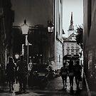 Streets of Bratislava by Briana McNair