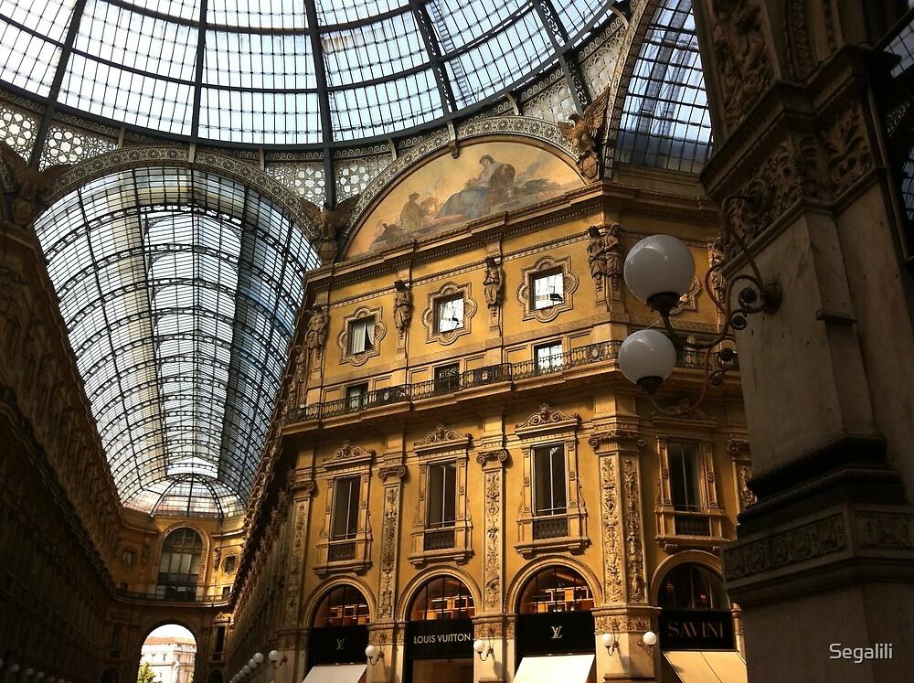 Galleria Vittorio Emanuele 2, Milano by Segalili