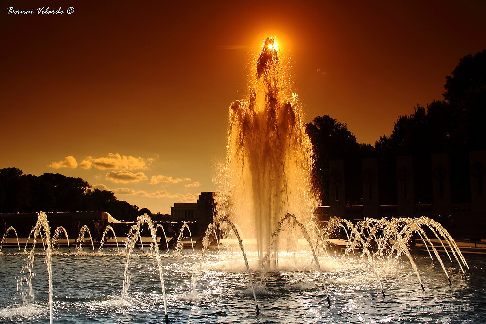 Fire & Water by Bernai Velarde PCE 3309