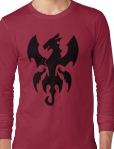 Fire Dragon King Power - Fairy Tail Long Sleeve T-Shirt