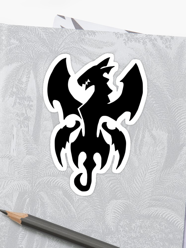 Fire Dragon King Power Fairy Tail Sticker By Kisasunrise