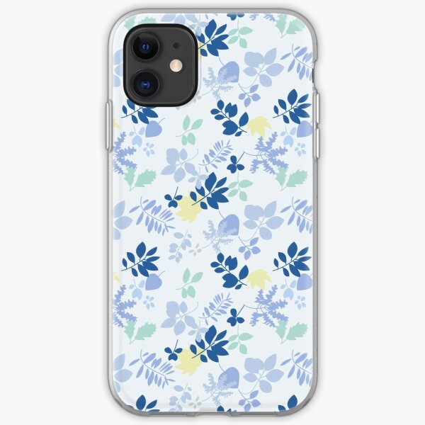 James May's Blue Flowery Shirt iPhone Soft Case