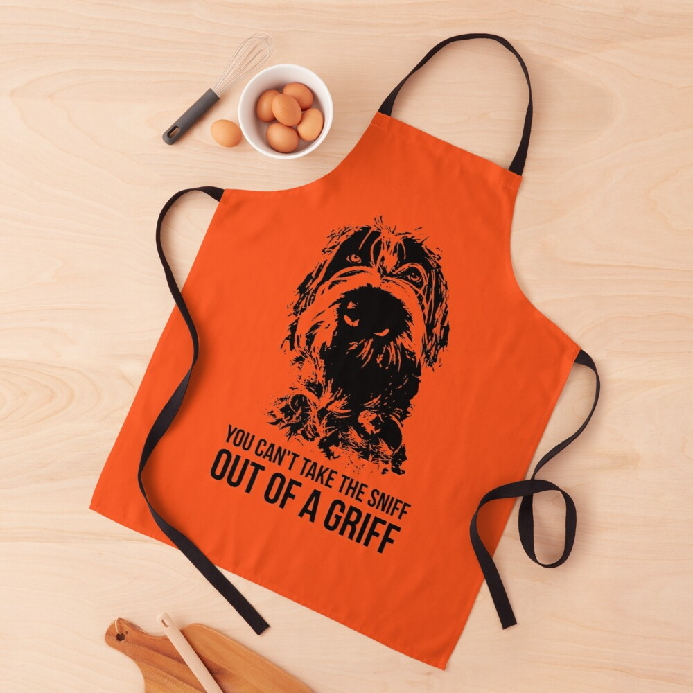 SNIFF A GRIFF II Apron