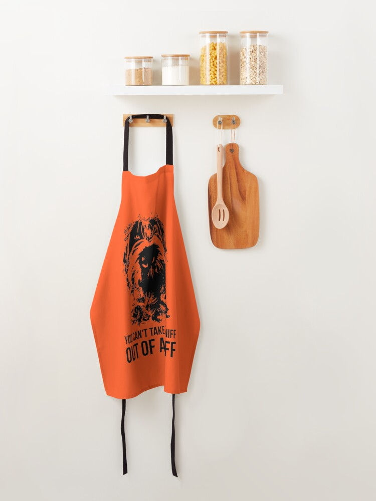 Alternate view of SNIFF A GRIFF II Apron