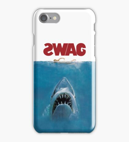 JAWS SWAG iPhone Case/Skin